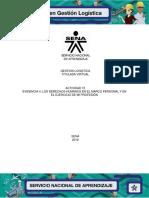 FFF Evidencia 4 Los Derechos Humanos en El Marco Personal y en El Ejercicio de Mi Profesión