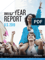 Nielsen US Music Mid Year Report 2019