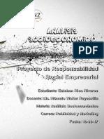 Programa de re4sponsabilidad social empresarial, Laboratorios Bagó