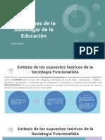 Paradigmas de La Sociología de La Educación