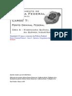 Simulado LV - PCF Área 6 - PF - CESPE
