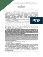 Fondamentaux Master 1 Texte Et Critique Du Texte