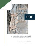 Lindahl_WHC Policy Analysis Report