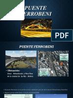 PATOLOGIA DE PUENTE
