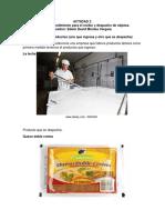 Informe Procedimiento Para El Recibo y Despacho de Objetos