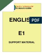 Apostila nível E1
