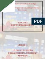 MODELO DE DISEÑO ORGANIZACIONAL
