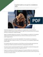 26-06-2019 Claudia Pavlovich la gobernadora a la que los ciudadanos le confiarían a sus hijos-Canal Sonora