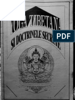 Yoga Tibetana Si Doctrinele Secrete