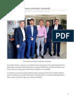 26-06-2019 Inversiones en Sonora continúan creciendo-Opinion Sonora