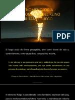 Fenomenologia Sindromatica Del Reino Mutante Fuego