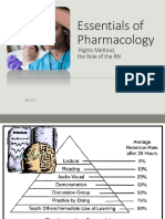 Essentials of Pharmacology PPT