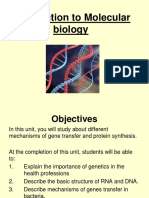 Basics Molecular Biology