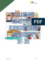 Plan de Riesgo Rey David 2017