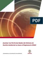 UC11 Analizar Reglamento EMAS