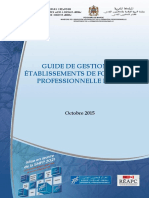 Guide Gestion