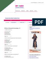 Smart Vidya_ MCQs on Financial Accounting - 14