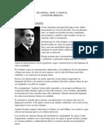 Filosofía, Arte y Ciencia.pptx