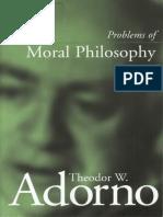 Adorno Problems of Moral Philosophy.pdf