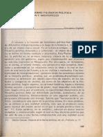 Dialnet-Reflexiones Sobre Filosofia Politica Platon Y Aristoteles