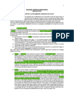 El Modelo Del Texto - La Acción Significativa Considerada Como Texto