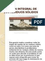 Gestión Integral de Los Residuos Sólidos 3