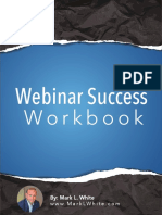 Webinar Success Workbook - Free Download