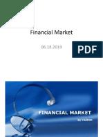 Financial Market 06.18.2019