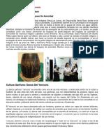 Danzas de  Las Culturas de Guatemala