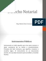 Instrument Os Público s Notarial Es