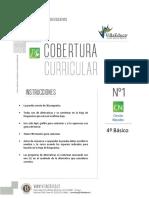 CCURRICULAR1 CIENCIAS 4BASICO