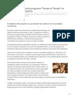 25-06-2019 Gobernadora Presenta Programa Tiempo Al Tiempo en Apoyo a Adultos Mayores-ESDH