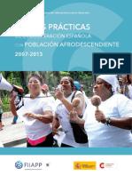 Libro Afrodescendientes en Baja