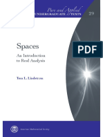 Spaces_ An Introduction to Real Analysis - Tom L. Lindstrom.pdf