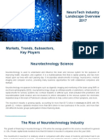 Neuro Tech Industry Report 2017