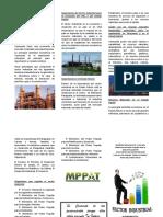 TRIPTICO Del Sector Industrial[1]