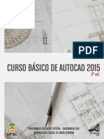 Apostila de AutoCAD 2015 Impressao