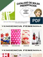 Catalogo bolsa Presentacion