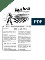 Revista Siembra nº 1