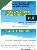 Adecuacion de La Dialisis Peritoneal