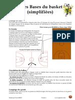 Regles de Basket