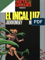 [Comic, español] - [Jodorowsky-Moebius] - [Incal 02] - El Incal Luz.pdf
