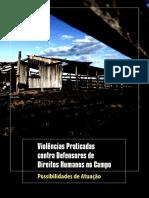 Violencias Praticadas Contra Defensores de Direitos Humanos No Campo Possibilidades de Atuacao