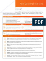 Agile Marketing Reference Card