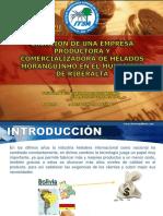 Helados Moranguinho en El Municipio de Riberalta