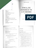 Pedro Abelardo. Etica Cap. III III 3.13.2 3.10 Xixiii