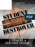 Student Debt Destroyer