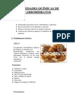 Informe Química XI