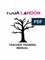 Yogalondon Thin Course Manual