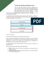 Arquitectura Del Sistema Operativo